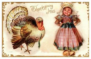 Thanksgiving , Turkey , Dutch Girl