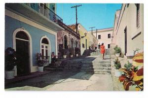 Step Street San Juan Puerto Rico