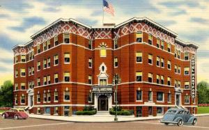 CT - Hartford. Hotel Hartford