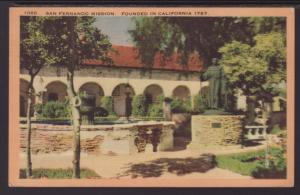 San Fernando Mission,CA