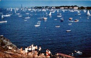 Massachusetts Race Week At Marblehead Harbor