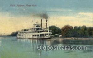 The Helen Blair Steamer, Steam Boat, Steamboat, Ship, Ships, Postcard Post Ca...