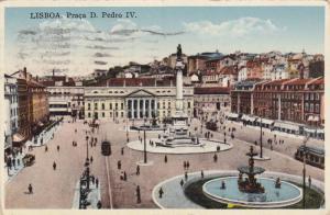 Praca D. Pedro IV, Lisboa, Portugal, PU-1937