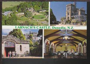 Larnach Castle Dunedin New Zealand Postcard BIN