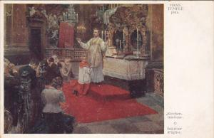 Interior of Church, HANS TEMPLE, 10-20s