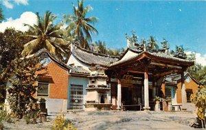 Snake Temple Penang Malaysia Unused