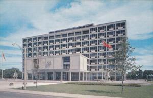New City Hall , OTTAWA , Ontario , Canada , 50-60s