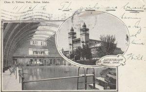 BOISE , Idaho, 1906 ; Natarorium