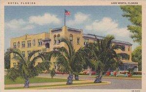 Florida Lake Worth The Hotel Florida
