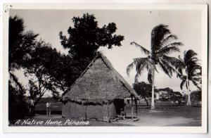 RPPC, A Native Home, Panama
