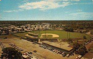 LPA44 Sarasota Florida Aerial Payne Park Chicago White Sox Baseball Postcard