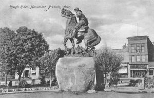 Prescott AZ Rough Rider Mnmnt~Title Co~Elks Club~Female Charitable Society 1907