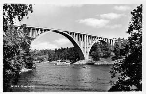 Sweden Skuru Skurubron Bridge, Pont