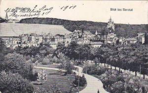Blick Ins Nerotal, Wiesbaden, Hesse, Germany, PU-1908