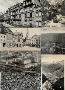Luxembourg Mullerthal Echternach Lot of 13 01.07