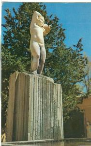 Algerie, Algeria, Timgad, La fontaine, unused Postcard