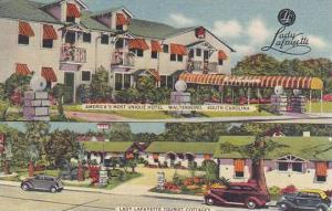 South Carolina Waterboro Americas Most Unique Hotel Lady Lafayette Tourist Co...