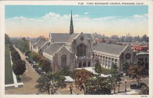 First Methodist Church , PASADENA , California , 00-10s