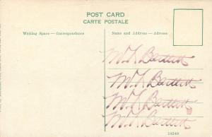 Montreal Quebec~Le Pont Victoria (Victoria Jubilee Bridge)~1910 Postcard