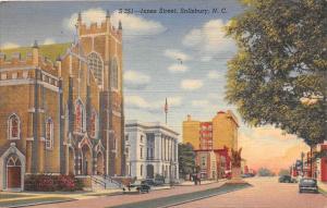 North Carolina  Salisbury   Innes Street