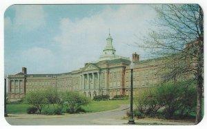 Wilmington, Delaware, Vintage Postcard View of Pierre S. duPont High School