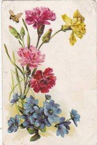 Carnations & Violets 1909