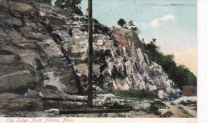 Massachusetts North Adams The Ledge 1908