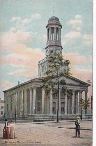 Virginia Richmond Old St Paul's Church