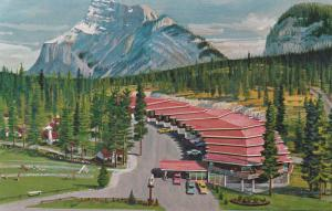 Swiss Village Lodge, Banff, Canada, 40-60s