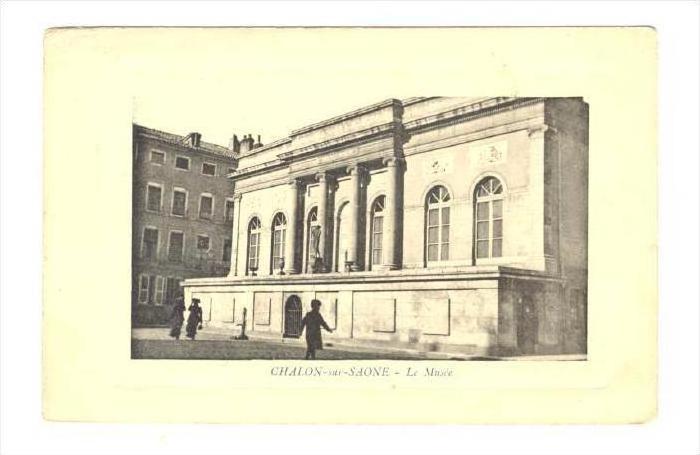Le Musee, Chalon-sur-Saône (Saone et Loire), France, 1900-1910s