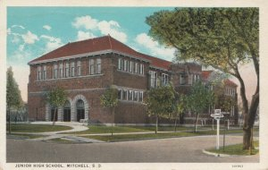 MITCHELL , South Dakota , 1931; Junior High School