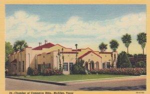 McAllen , Texas , 30-40s ; Chamber of Commerce