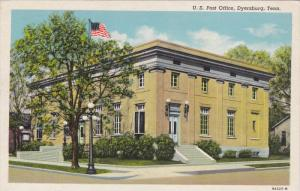 Post Office , DYERSBURG , Tennessee , 1910-20s