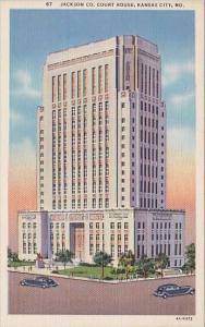 Jackson Company Court House Kansas City Missouri