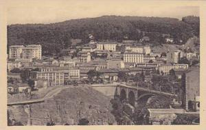 Le Pont Et Le Faubourg d'El-Kantara, Constantine, Algeria, Africa, 1900-1910s