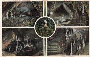 RUBELAND , 00-10s ; Hermannshohle , Cave