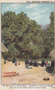 West Africa , 00-10s ; Village