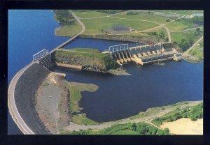 Fredericton, New Brunswick/N.B., Canada Postcard, Mactaquac Generating Station