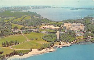 Castle Harbour Beach and Golf Club Tucker's Town Bermuda Island Unused