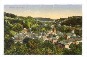 Bird's Eye View, Pfaffental, Luxemburg, 1900-1910s