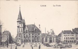 Liege, Belgium, La Poste , 00-10s