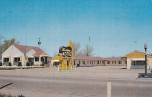 Western Motel , KEARNEY , Nebraska , Hiway 30, 50-60s