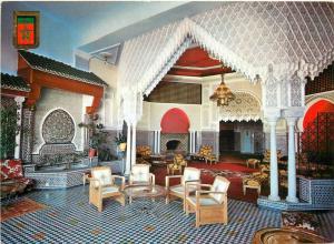 Morocco Tanger Arabian Hall Rif Hotel