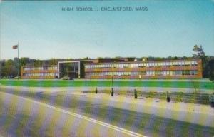 Massachusetts Chelmsford High School