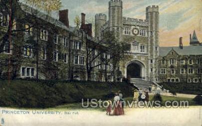Princetown University, Blair Hall Princeton NJ Unused