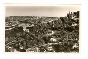 RP; Wurzburg-Kappele mit Blick ins Maintal, Germany, 1940s