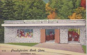 North Carolina Montreat The Presbyterian Book Store sk2466