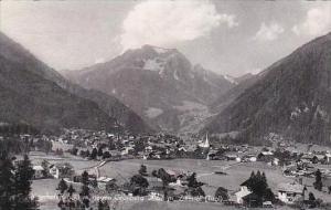 Austria Mayrhofen gegen Gruenberg in Zillertal Real Photo