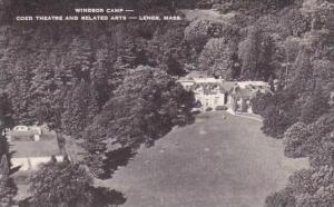 Massachusett Lenox Coed Theatre And Related Arts Windsor Camp Artvue