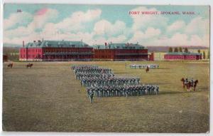 Fort Wright, Spokane WA
